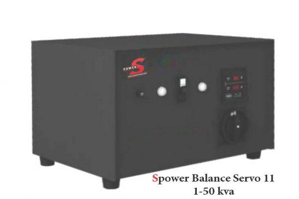 spower servo 11 series